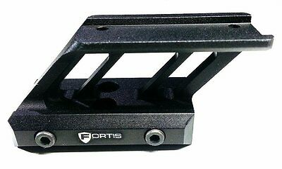 Army Force Metal high Mount for T1 Red Dot sight Black (AF-MT0116)