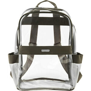 baggallini Clear Event Compliant Medium Backpack 8 Colors Everyday Backpack NEW