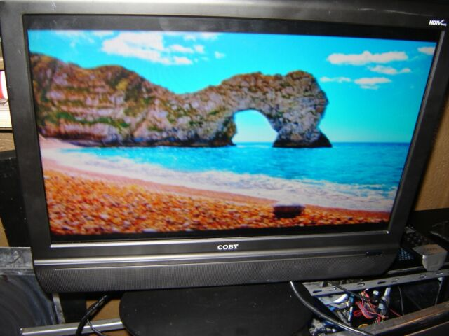 Coby TF-TV1913 19 inch LCD HDTV TV - Computer Monitor Television