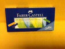 Faber-Castell Goldfaber Studio Soft Pastels set of 24