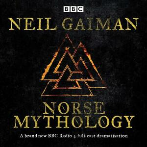 Audio-CD-Norse-Mythology-A-BBC-Radio-4-full-cast-dramatisation-by-Neil-Gaiman