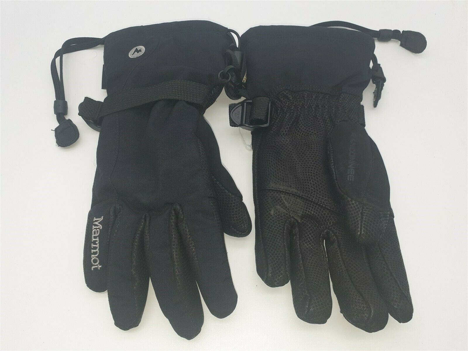 Marmot ReONNEE GORETEX Impermeabile da Sci Snowtavola guanti neri da donna MEDIUM