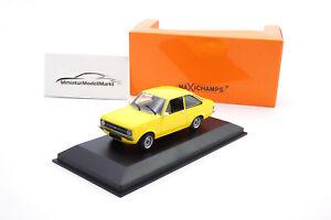 940084100-Minichamps-Ford-Escort-Gelb-1975-1-43
