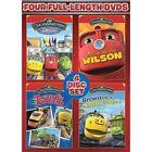Chuggington 0013132617510 DVD Region 1 P H