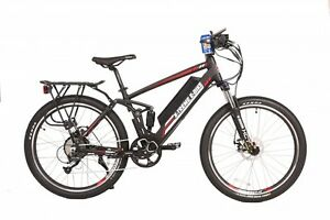 X-Treme Scooters – Rubicon Electric Mountain Bicycle