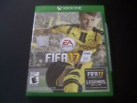 Replacement Case (no Game) Fifa 17 2017 Xbox One 1 Xb1 100% Original