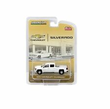 Greenlight 51109A 2015 Chevrolet Silverado Pickup Truck White With Tow Hitch ...