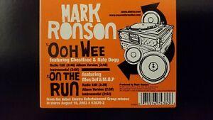 Mark Ronson - Ooh wee/On the run Maxi Vinyl 12 Inch 2003 - Bürstadt, Deutschland - Mark Ronson - Ooh wee/On the run Maxi Vinyl 12 Inch 2003 - Bürstadt, Deutschland