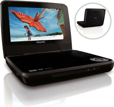 """New Philips Portable DVD Player with 7"""" Screen PD7001B/05"""