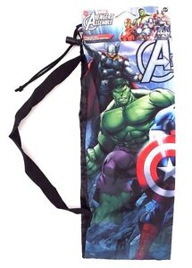 NEW-Halloween-Avengers-Alliance-Pillowcase-Treat-Bag-TRICK-OR-TREAT-Candy-Sack