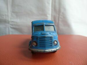 Corgi-455-Karrier-Bantam-Two-Tonner-Van-VINTAGE-TOY-TRUCK-MODEL-COLLECTIBLE-CAR