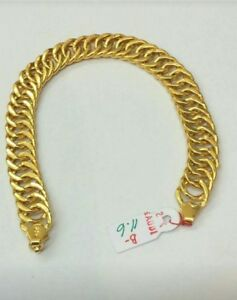 Gold-Authentic-18k-gold-bracelet-11-6g