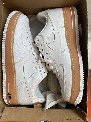 Nike Air Force 1 JD Sport Gum | eBay