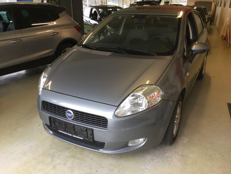 Fiat Grande Punto 1,4 Active 5d - 28.780 kr.