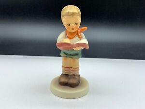 Hummel-Figurine-2087-B-Abc-Hour-3-7-8in-1-Choice-Very-Good-Condition
