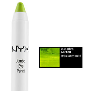 NYX-Jumbo-Eyeliner-JEP628-CUCUMBER-Bright-Green-Eyeshadow-Pencil-Liner