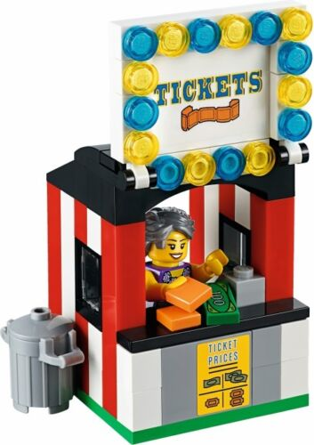 LEGO FAIRGROUND MIXER 10244 CREATOR *BRAND NEW SEALED MISB* FREE SHIPPING!