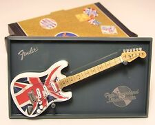 Gitarre miniatur Pete Townshend The Who Stratocaster Guitar of the Stars 17 cms