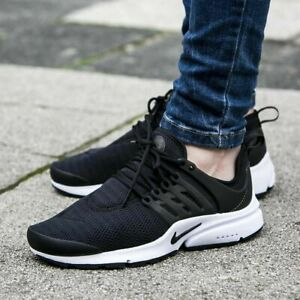 newest collection b31ef 9f6a5 Details about Nike Air Presto Women's Black White Oreo QS Lab GPX  846290-011 Trainers Rare