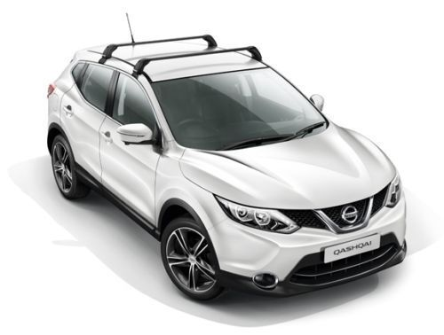 Genuine Nissan Qashqai J11 2014 Load/Roof Carrier Steel  Brand New - KE7304E500