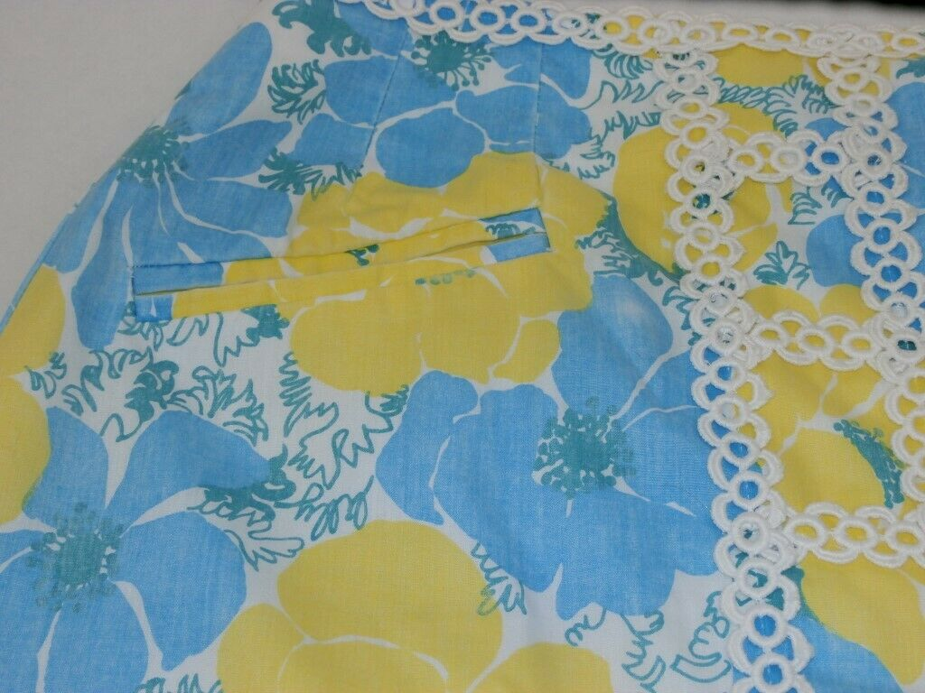 Lilly Pulitzer Vintage Skirt SZ 4 The Lilly 1960s… - image 3