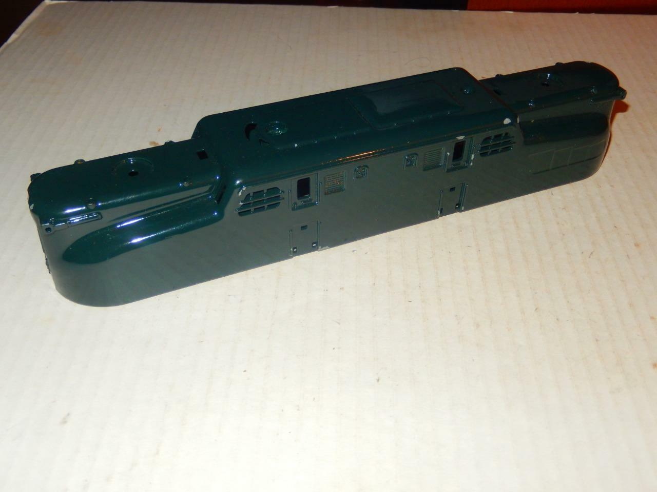 GREEN GG-1 DIECAST SHELL-  EXCELLENT CONDITION- J28M