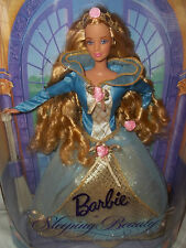 New 1997 Barbie As Sleeping Beauty Barbie #18586. Children's Collector Series.