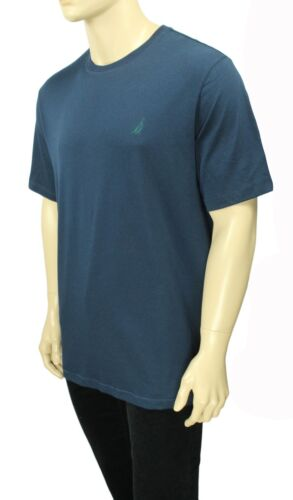 NEW MENS NAUTICA SLEEPWEAR 1 PIECE NAVY CREW NECK T SHIRT TOP