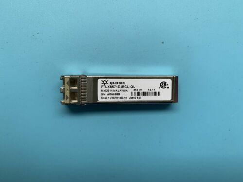 Optic Transceiver FTLX8571D3BCL-QL QLOGIC FTLX8571D3BCL 10GB SFP