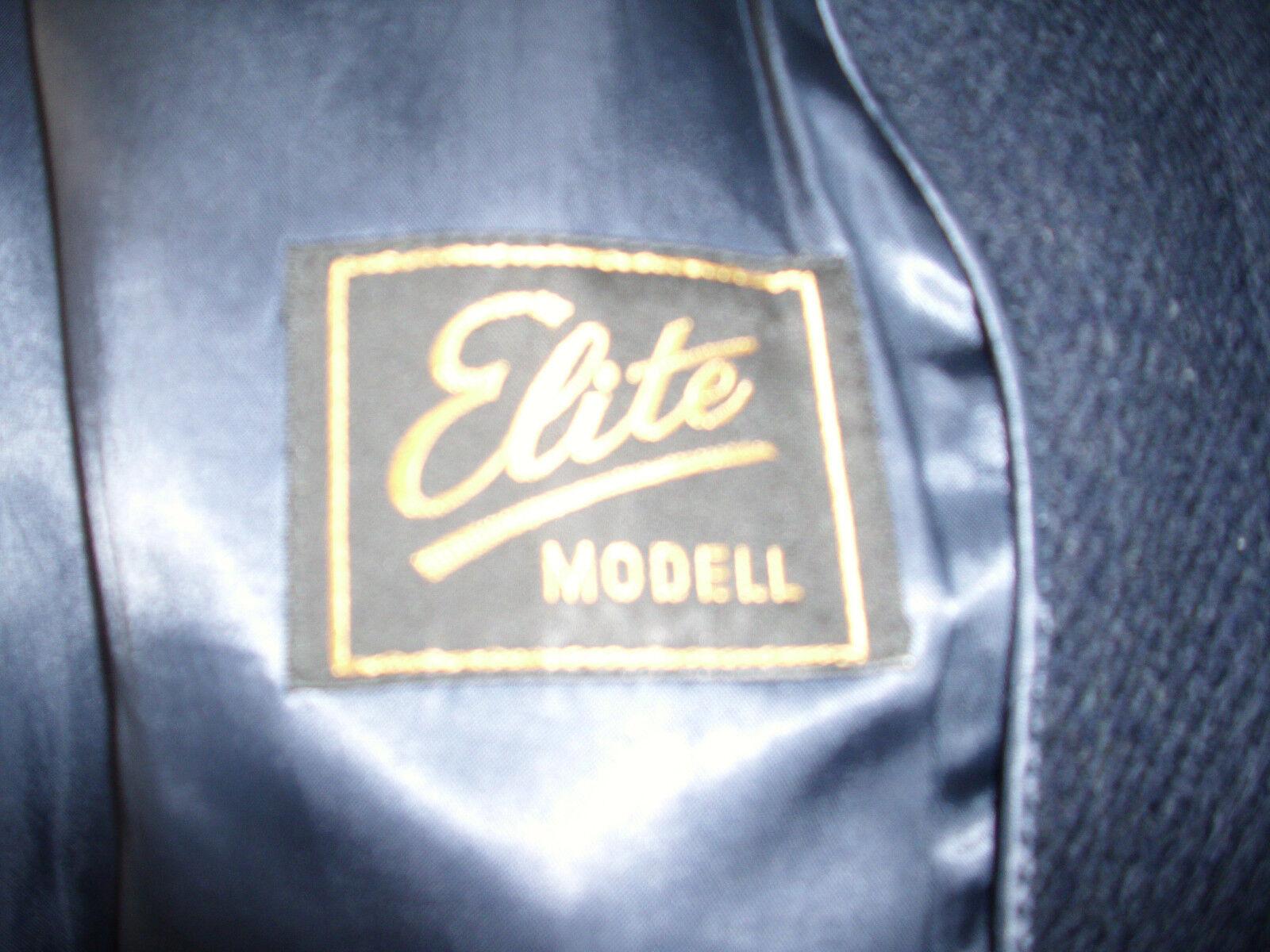 Kynoch Schurwolle Scotland Mantel Größe M, Details siehe Foto vom Etikett