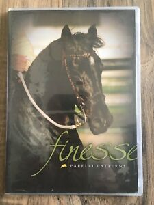 2008-Parelli-Patterns-Finesse-DVD-Book-Pocket-Guide-and-Patterns-Map