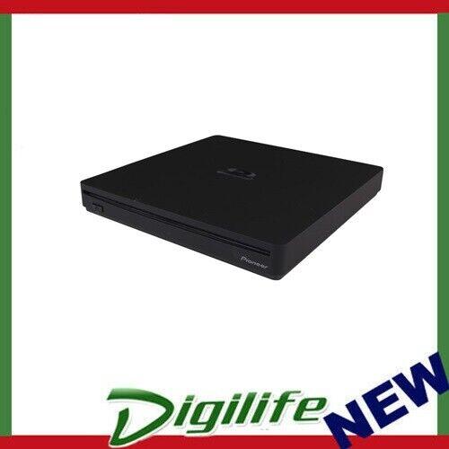 Pioneer BDRXS07TUHD Portable 4K Blu-Ray Writer - USB Type-C