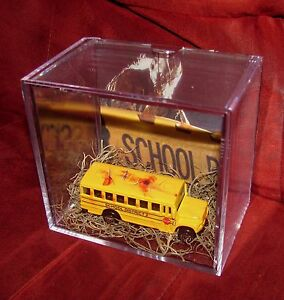 """L@@k~JEEPERS 2 """"DESTROYED SCHOOL BUS"""" inspired by DISPLAY...New Display"""