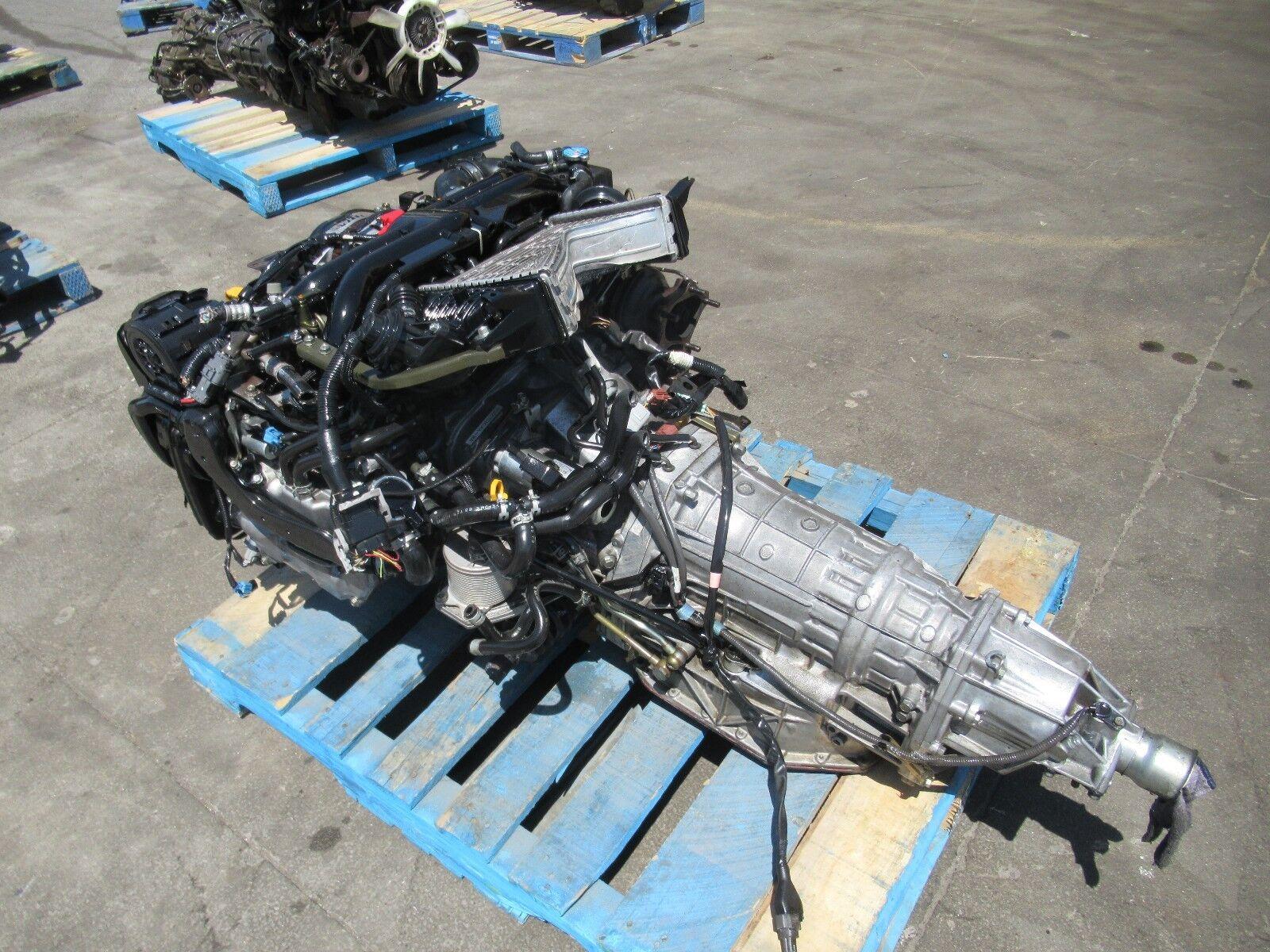 2007-2010 Subaru Impreza WRX Engine Turbo JDM Ej20 Replacement for Ej25 2 5l