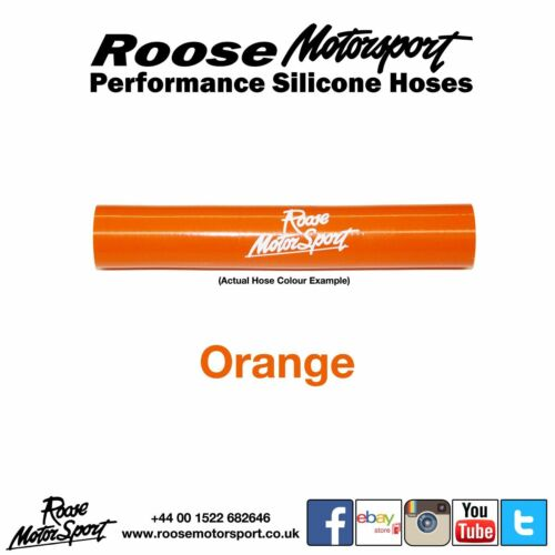 Roose Motorsport Ford Escort MK2 C20XE Red Top Coolant Silicone Hose Kit