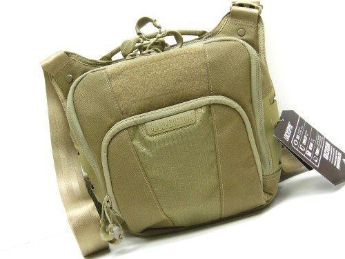 Maxpedition Advanced Gear Research AGR Tan Lochspyr Crossbody Shoulder Bag