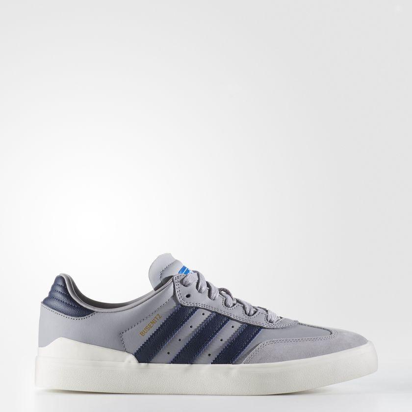 Adidas samba pattinare busenitz, grey te le scarpe (onix grey busenitz, / marina) (by4236) (seleziona una dimensione) 192200