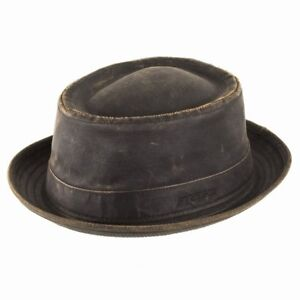 Image is loading Stetson-Hats-Odenton-Pork-Pie-Hat-Brown 2e93dc11fca