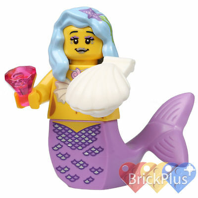 Lego marsha queen of the mermaids lego movie series unopened new factory sealed