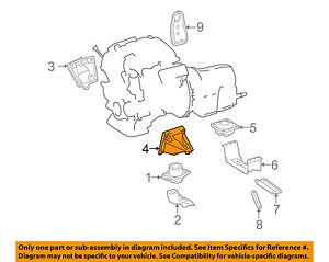 image is loading mercedes-oem-gl450-engine-motor-amp-transmission-mounting-