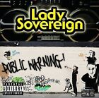 Public Warning [PA] by Lady Sovereign (CD, Oct-2006, Def Jam (USA))