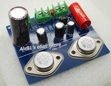 2pcs Two Channel JLH 1969 A CLASS A Stereo Amplifier Board ST2N3055 MKP DIY Kits