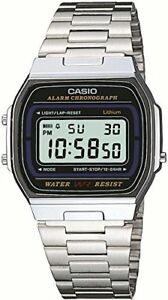CASIO-Standard-Digital-Watch-A164WA-1-100-Genuine-product-JAPAN-OFFICIAL-IMPORT