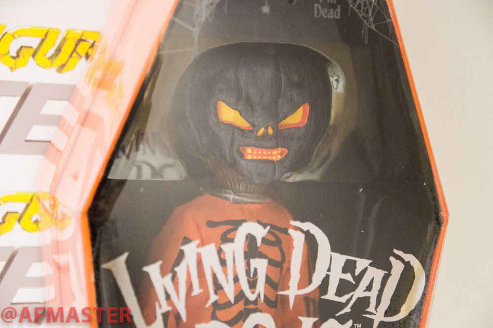 Living Dead Dolls Jack O Lantern Halloween 2016 2016 2016 Limited Edition Action Figure d24f4c