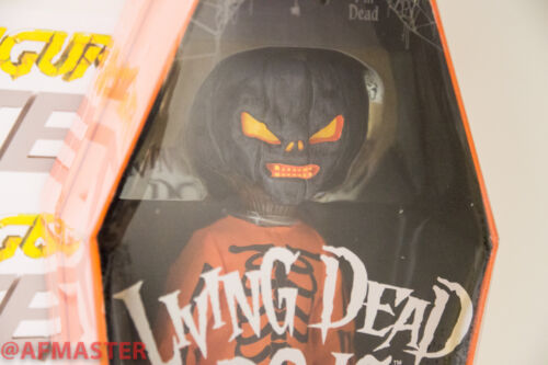 Living Dead Dolls Jack-o Halloween 2016 limitada editada Figura De Acción