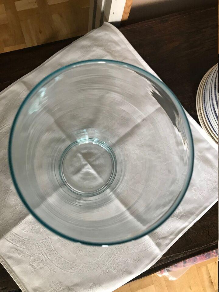 Glas, Vase, Ukendt