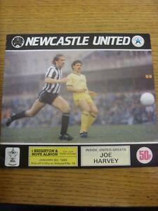 04-01-1986-Newcastle-United-v-Brighton-And-Hove-Albion-FA-Cup-Footy-Progs-Bo