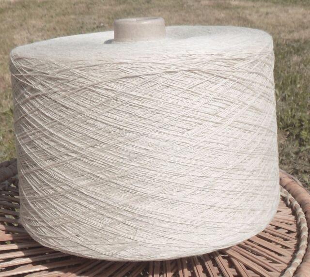 Fusion Knitting Machine Yarn 2/30 1.5 Kilos Acrylic / Cotton OATMEAL IND22.05