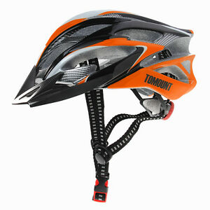 Adult Bicycle Ride Road Mountain Bike Cycling Safety Racing Helmets ... 9314317047