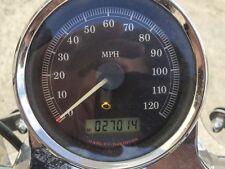 08 Harley Sportster XL 1200 Speedometer Speedo Instrument Gauge 27K mi.